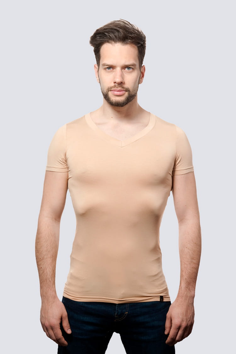 T-shirt Mr Invisible Nude